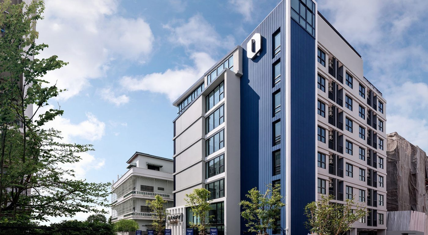 B-Loft Sukhumvit 107 公寓项目