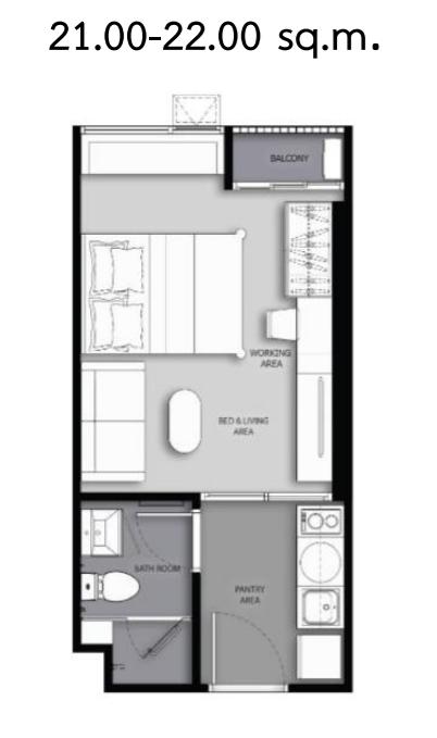 21-22 sq.m.