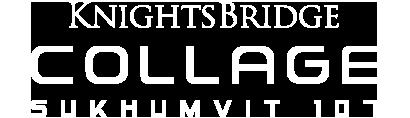logo KNIGHTSBRIDGE COLLAGE - SUKHUMVIT107